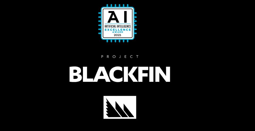 Proyecto Blackfin – Premio a la excelencia en Inteligencia Artificial